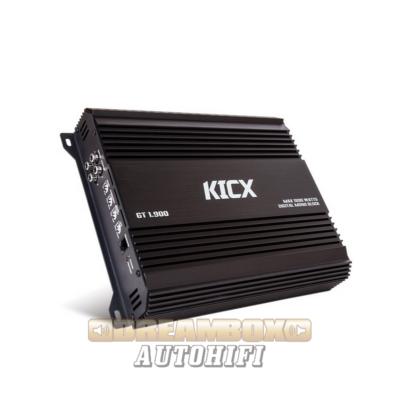Kicx Gt 1.900 mono erősítő