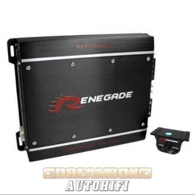 RENEGADE REN1000S MK3, mono-block autóerősítő
