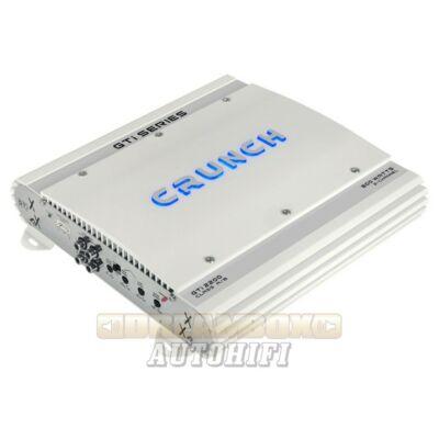CRUNCH GTI-2200, 2 csatornás (2X220W,1X400W) erősítő