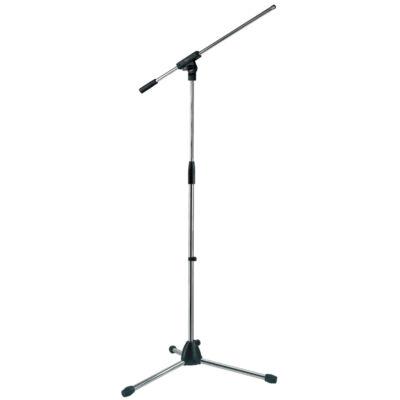 RSM-100CR Gémes mikrofonállvány, króm