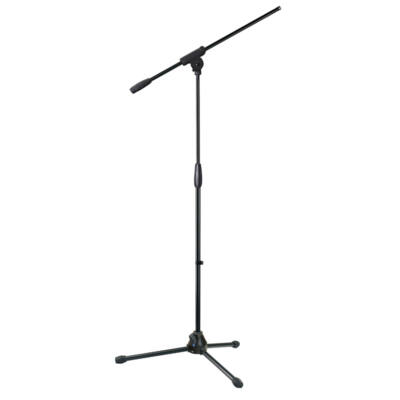 V-RSM100BK Gémes mikrofonállvány, fekete