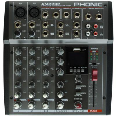 EA304 2x150W hangrendszer