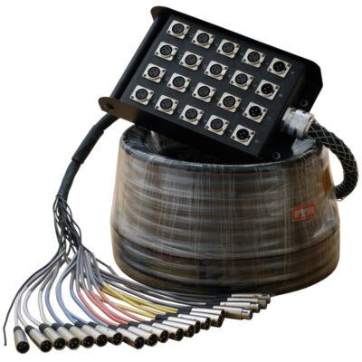 SBL104-20M Csoport kábel, 16+4 ér, 20m