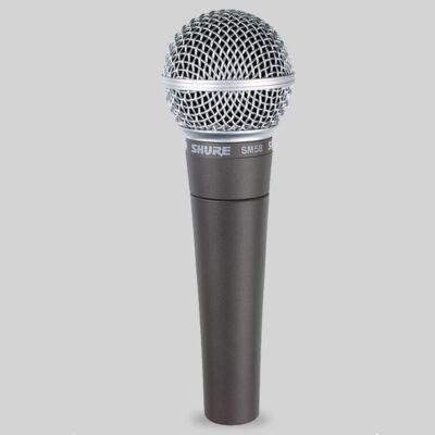 SM58-LCE Dinamikus ének mikrofon