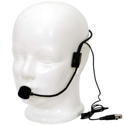 LS-970 Fejmikrofon, fekete