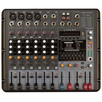 VK-PM808 Powermixer, 2x200W/4Ohm