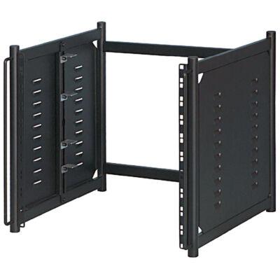 KR10AD Moduláris rack szekrény bővítő, 10U