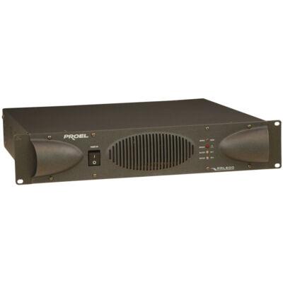 PRL-600 Végerősítő, 2x300W/4Ohm
