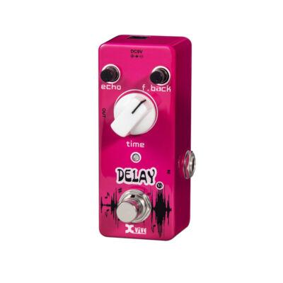 V5-DELAY Xvive mini pedál - Delay