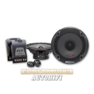 Alpine SPG-17CS autóhifi hangszóró szett
