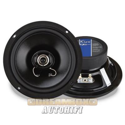 Kicx QS 165 16,5 cm-es 2 utas autóhifi hangszórópár 140W max.