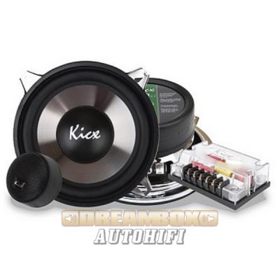 Kicx ICQ-5.2 13 cm-es komponens autóhifi szett 200W max