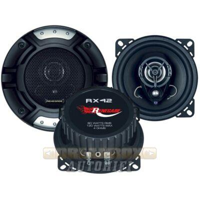 RENEGADE RX-42, 2 utas 10 cm-es koax hangszóró