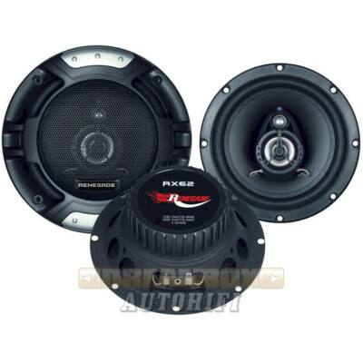RENEGADE RX-62, 2 utas 16,5 cm-es koax hangszóró