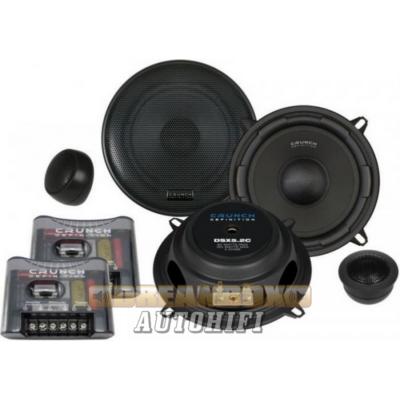 CRUNCH DSX 5.2C, 13 cm-es 2 utas (80/160W) hangszóró
