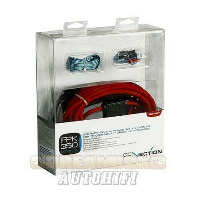 Connection FPK 350 autóhifi kábelcsomag