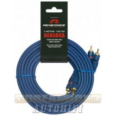 RENEGADE REN5RCA, 5 méteres RCA kábel