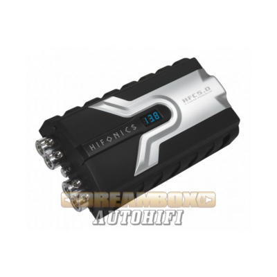 HIFONICS HFC5 5.0, Farad kondenzátor
