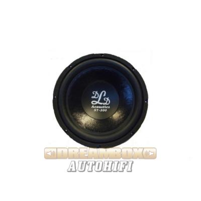 DLD ST300 autóhifi mélynyomó