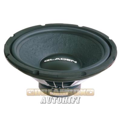 Gladen Audio ALPHA 12 autóhifi subwoofer hangszóró