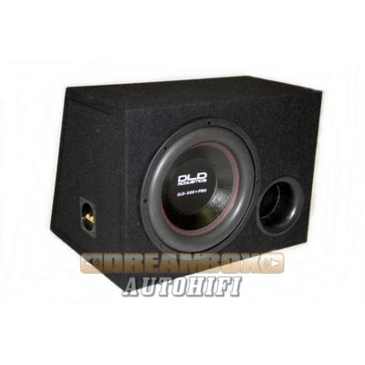 DLD 500+PRO3 Mélynyomó  reflex láda dupla tekercses 2x2ohm