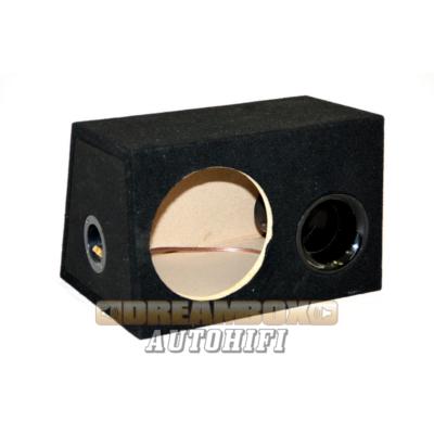 Üres 35l-es reflex mélyláda 25cm hangszóróhoz
