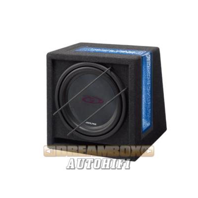 Alpine SBG-1244BR reflex mélyláda
