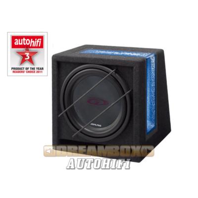 Alpine SBG-844BR reflex 20cm mélyláda