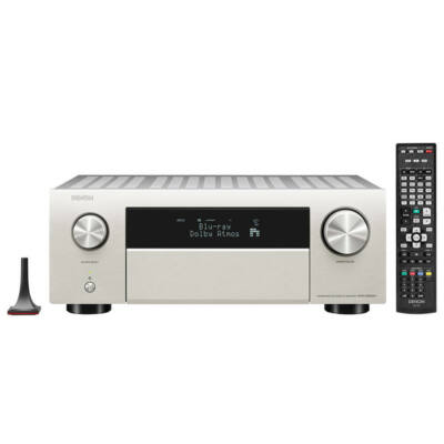 AVR-X4500H Házimozi rádióerősítő 9.2