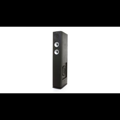 JAMO S 626 BLACK, Álló hangsugárzó pár, fekete (1 pár = 1 doboz)